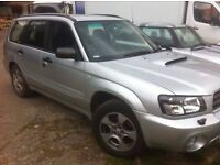 Subaru Forester XT 2.0 Turbo (Price reduction L@@K)