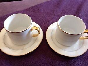Royal Porcelain Kingdom  of Thailand gold rimmed cup Bexley Rockdale Area Preview