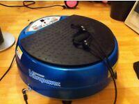 Vibrapower Disc Exercise Plate £40