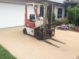 Nissan Fork Lift Richmond Hill Charters Towers Area Preview