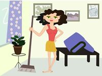 Thorough and reliable cleaner in West London to help with unpleasant chores