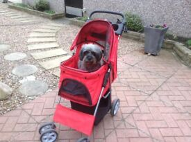 pet stroller and other pet stuff