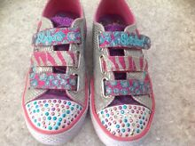 Sketchers twinkle toes shoes Robina Gold Coast South Preview