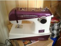 Sewing machine x