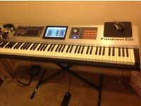 Roland Fantom G8 With Official Roland stand