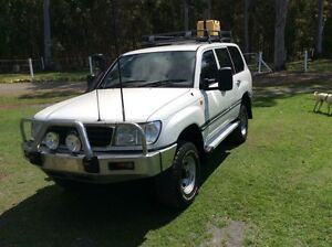 1998 Toyota LANDCRUISER Turbo Diesel Jacobs Well Gold Coast North Preview