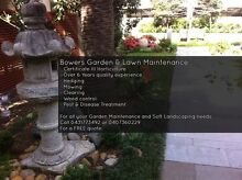 Bowers Garden & Lawn Maintenance St Ives Chase Ku-ring-gai Area Preview