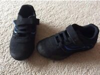 Boys Lonsdale trainers, junior size 10