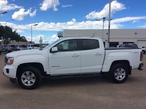 ONE OWNER LOW KM 2016 GMC Canyon SLE