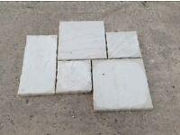 Concrete paving slabs - various designs / sizes