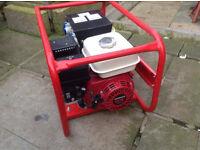 2016 honda gx200 6.5hp generator
