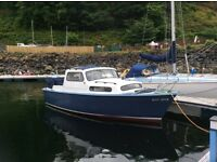 ALBIN 25' Ideal fishing/weekending boat