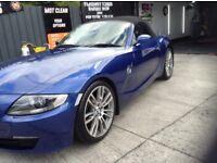 2008 BMW Z4 E85 MSport