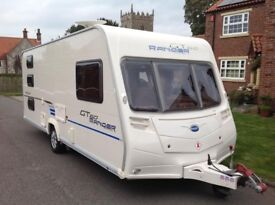 Bailey GT60 540/6 berth in immaculate condition