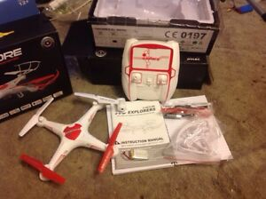 A FREE 5 BATTERIES + 5in1 CHARGER WITH 5.8ghz FPV DRONE RTF Keilor Downs Brimbank Area Preview