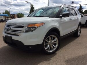 2013 Ford Explorer XLT *Nice Low KMs & Loaded with Options!