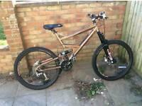 Haro xeon all mountain bike