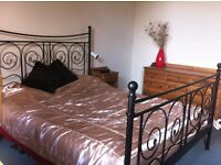 Short term room available with friendly Host Family £100 per week inclusive.