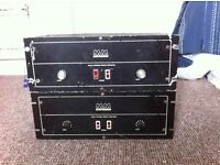 2 X MM power amps