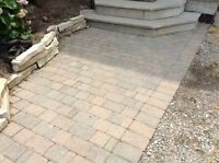Stone work, patios, walkways, driveways, and more!