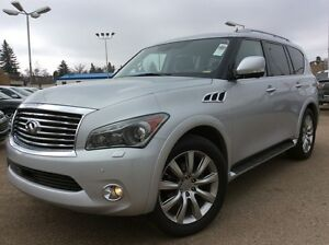 2013 Infiniti QX56 Base *SUNROOF! NAVIGATION! DVD PLAYER!