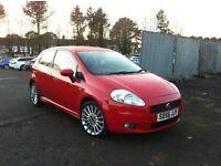 Fiat punto grande sport 1.4 100bhp
