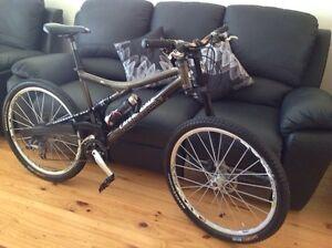 Mountain bike cannondale Rush sl handmade USA alloy xt/mavic bicycle Blacktown Blacktown Area Preview