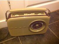 Bush TR82 traditional radio receiver
