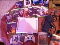 Xbox 360 including 16 games worth £100+