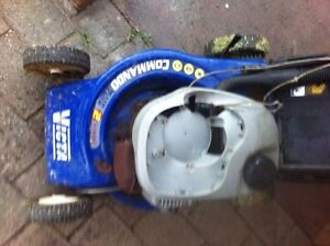 VICTA LAWN MOWER WITH MULCHER AND CATCHER WORKING Applecross Melville Area Preview