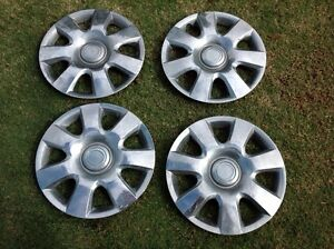 One set of hubcaps Penrith Penrith Area Preview