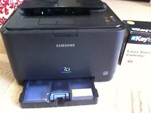 SAMSUNG PRINTER AND 2 NEW CARTRIDGES Applecross Melville Area Preview