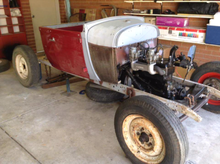 Wanted: Wanted Project Cars/Small Trucks 1930s, 1950s, 1960s