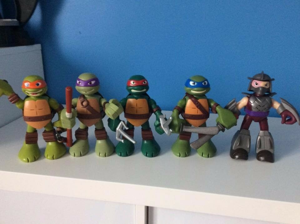 turtles figures