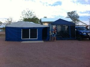 2012 MDC Off-road Deluxe Camper Trailer Kelso Townsville Surrounds Preview