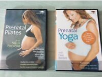Pregnancy Fitness dvds