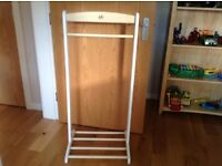 Clothes rail / baby wardrobe