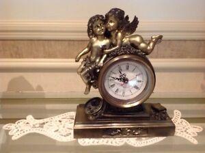 Beautiful Decorative Table/Desk/Mantle Clock Eltham Nillumbik Area Preview