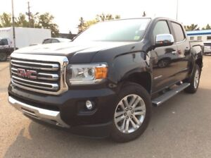 2016 GMC Canyon SLT **SUPER LOW KMs ON THIS ONE OWNER TRUCK!