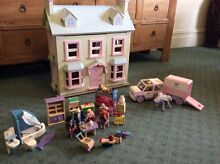 Le toy van dolls house and accessories Carlton Melbourne City Preview