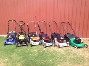 Lawn mowers 4/2 stroke push mower victa masport rover talon from$99.00 Blacktown Blacktown Area Preview