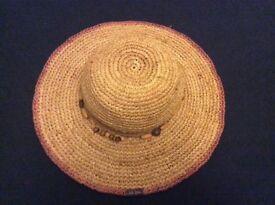 Fat Face Ladies Sun Hat