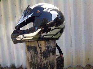 Trail bike helmet Greenfields Mandurah Area Preview