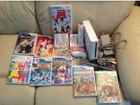 Nintendo Wii Console Bundle
