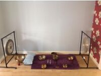Relaxing Sound bath or massage
