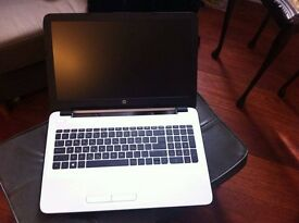 Brand New (Not Used) HP Laptop & case