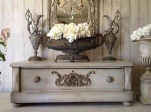 """SOLD P P/U... """"Bohemian Rhapsody!!"""" French Vintage Trunk... Butler Wanneroo Area Preview"""