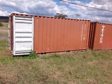 20' Shipping Containers Drayton Toowoomba City Preview