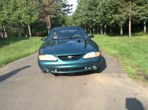1996 FORD MUSTANG - best offer