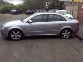Audi A4 Tdi Quattro sport 2004 diesel 1.9(AVF) for Breaking ...All parts ready for sale